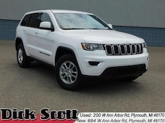 New 2019 Jeep Grand Cherokee LAREDO 4X4 Sport Utility for sale at Dick Scott Automotive Group