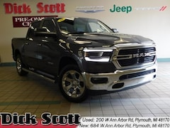 Used 2019 Ram 1500 Big Horn/Lone Star Truck for sale in Plymouth, MI
