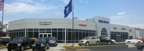 Dick Scott Chrysler Dodge Jeep Ram in Plymouth Michigan