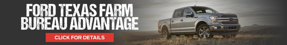 Ford Texas Farm Bureau Advantage