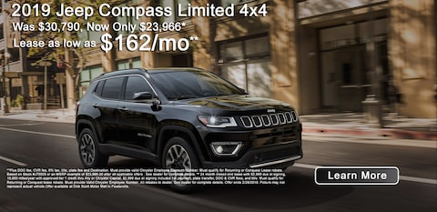 2019 Jeep Compass Limited 4x4