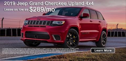2019 Jeep Grand Cherokee Upland 4x4