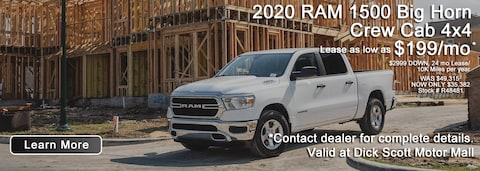 Best Shot March Ram Deal!
