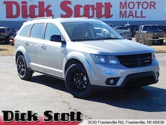New 2019 Dodge Journey GT AWD Sport Utility for sale in Fowlerville, MI