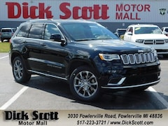 New 2020 Jeep Grand Cherokee SUMMIT 4X4 Sport Utility for sale in Fowlerville, MI