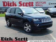 Certified Pre-Owned 2016 Jeep Compass Latitude FWD SUV for sale at Dick Scott Automotive Group