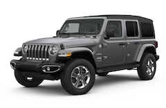New 2019 Jeep Wrangler UNLIMITED SAHARA 4X4 Sport Utility for sale in Fowlerville, MI