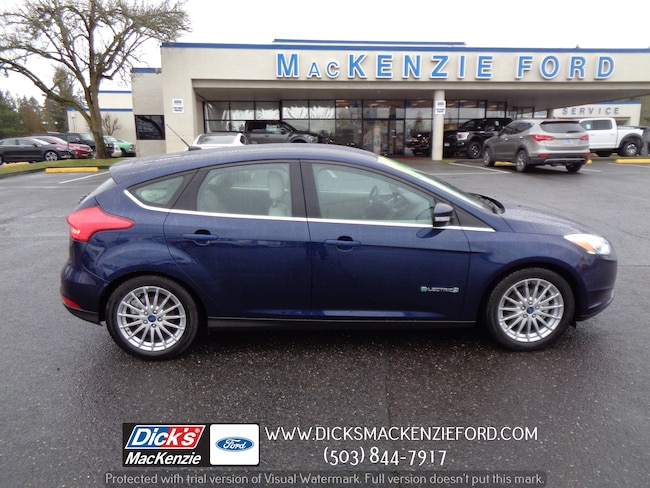 2016 Ford Focus Electric HB