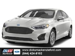 2019 Ford Fusion S FWD S FWD