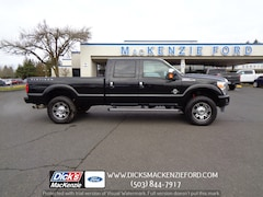 2015 Ford Super Duty F-350 SRW Platinum Truck Crew Cab for sale in Hillsboro, OR