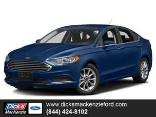 2018 Ford Fusion SE SE FWD