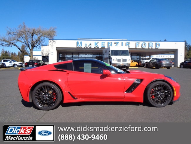 2015 Chevrolet Corvette Z06 3LZ Coupe