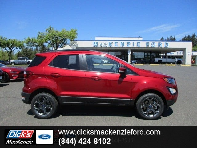 2018 Ford EcoSport SES 4WD SES 4WD