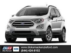 2018 Ford EcoSport SE FWD SE FWD