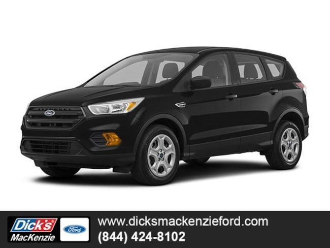 2019 Ford Escape S FWD S FWD