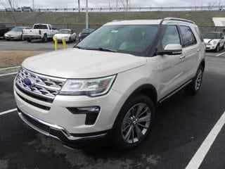 2018 Ford Explorer Limited Limited FWD