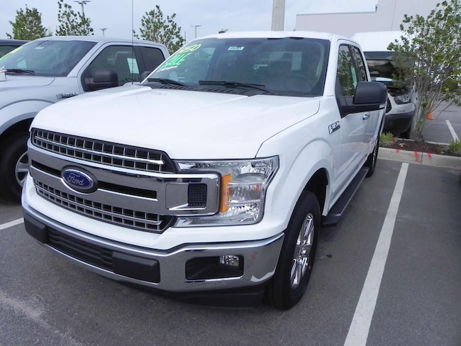 2018 Ford F-150 XLT SuperCab XLT 2WD SuperCab 6.5 Box