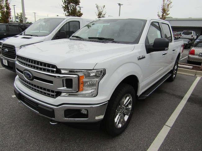 2018 Ford F-150 XLT SuperCrew 4WD XLT 4WD SuperCrew 5.5 Box
