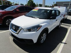 2018 Nissan Kicks S S FWD