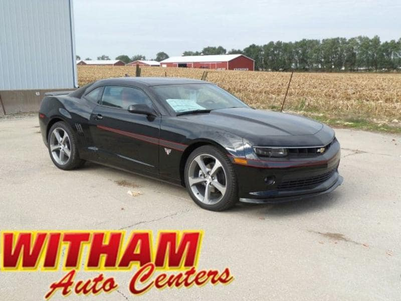 2015 Chevrolet Camaro LT Coupe
