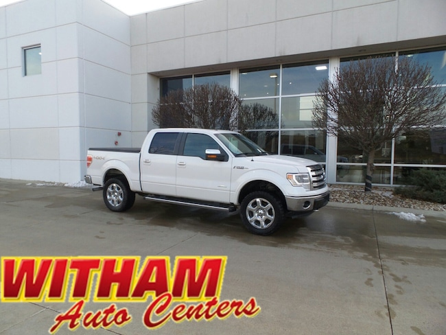 2014 Ford F-150 Lariat 4WD SuperCrew 145 Lariat