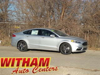 2018 Ford Fusion Sport Sport AWD