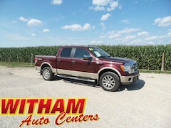 2009 Ford F-150 King Ranch 4WD SuperCrew 145 King Ranch