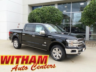 2018 Ford F-150 XL King Ranch 4WD SuperCrew 5.5 Box
