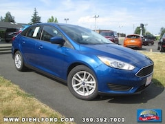 2018 Ford Focus SE 4dr Car