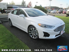 2019 Ford Fusion SEL 4dr Car