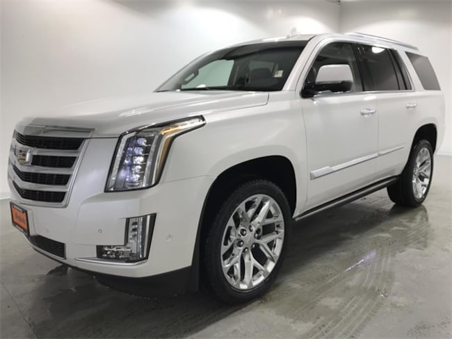 New 2018 Cadillac Escalade For Sale At Diepholz Auto Group Vin