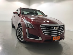 2019 CADILLAC CTS 3.6L Luxury Sedan