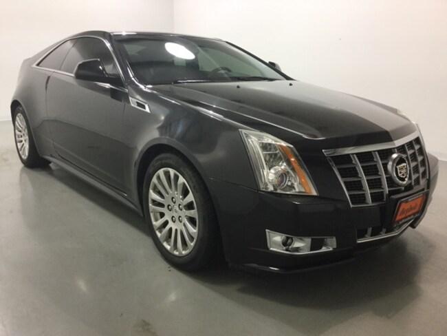 2012 Cadillac CTS Premium Coupe