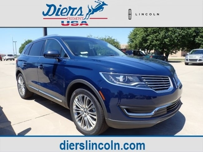 New 2018 Lincoln MKX Reserve SUV For Sale/Lease Fremont, NE