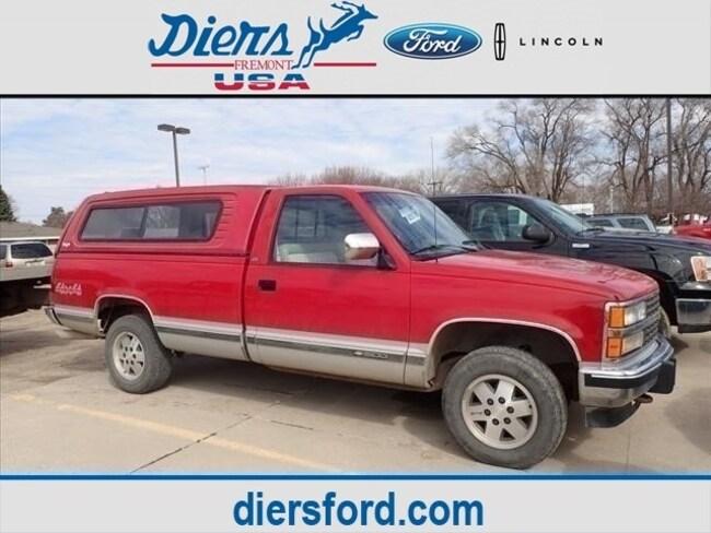 1991 Chevrolet C/K 1500 K1500 Truck