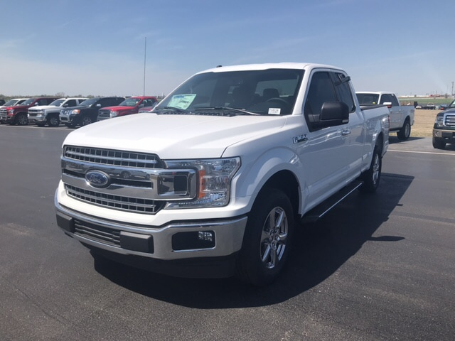 2018 Ford F-150 XLT Super Cab 2WD