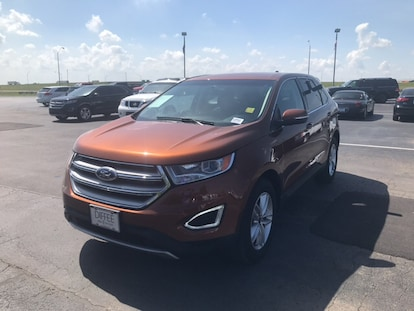 2017 Canyon Ford Edge For Sale Near OKC