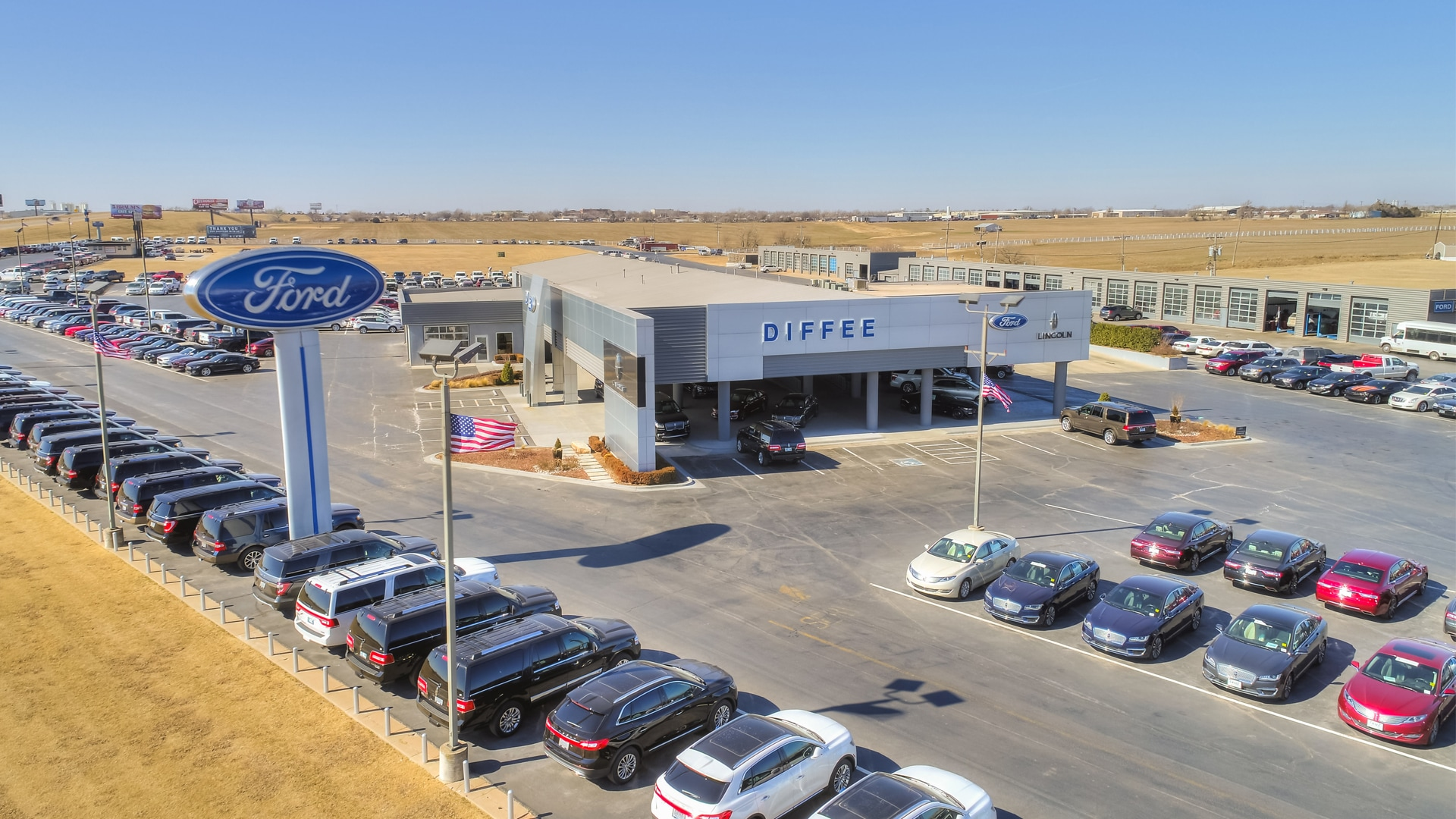 ford truck dealership in OKC