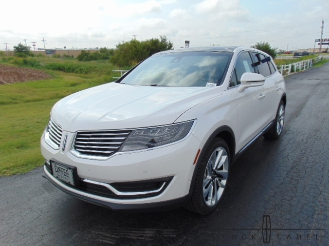 2018 Lincoln MKX Black Label Crossover