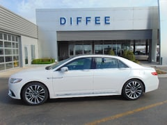 New 2019 Lincoln Continental Select Car L19140 in El Reno, OK