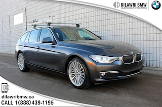 2015 BMW 328d Xdrive Touring Loaded! 1 Owner and Really Well Tak Touring