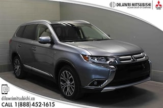 2018 Mitsubishi Outlander GT S-AWC Fully Loaded w Comp. Warranty!!