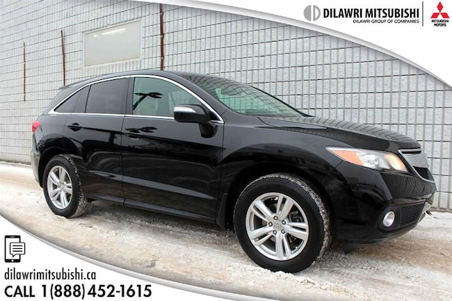 2015 Acura RDX Tech at Leather and Loaded With Class.