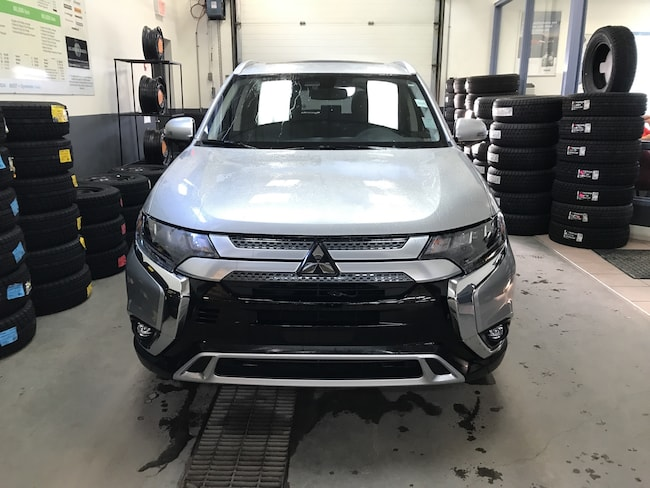 2019 Mitsubishi Outlander GT S-AWC SUV