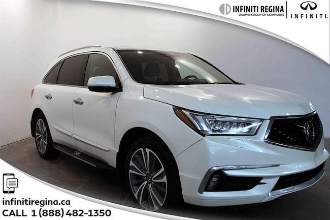 2017 Acura MDX Elite One Owner!!! 3M Package!!! SUV