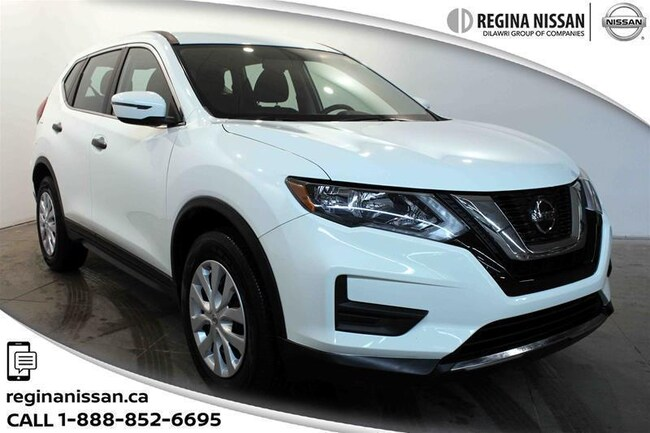 2018 Nissan Rogue S AWD CVT Rates From 2.39% Only 10700kms!!! SUV