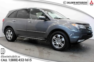 2008 Acura MDX Tech 5sp at 7 Passenger Leather Heated Seats SUV