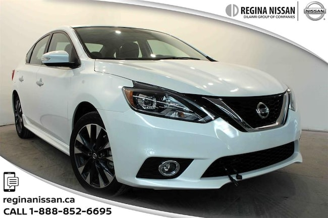 2017 Nissan Sentra 1.6 SR Turbo 6sp Rates From 2.39% Only 4500kms!!! Sedan