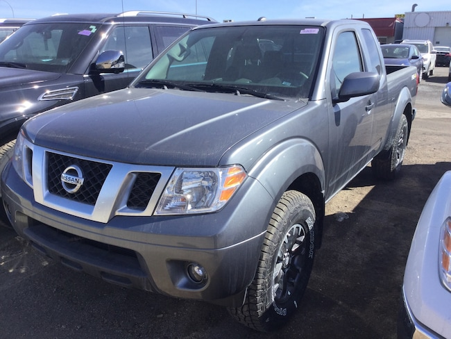 2018 Nissan Frontier PRO-4X Truck King Cab