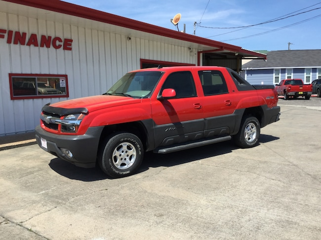 2006 Chevrolet Avalanche 1500 LT Truck Crew Cab